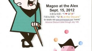 "AniMazSpot Presents ""Magoo at the Alex Theater"""