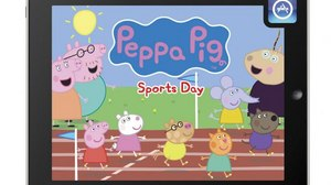 'Peppa Pig's Sports Day' Hits Top Spot