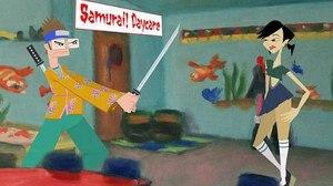 'Samurai! Daycare' Makes a Splash on YouTube