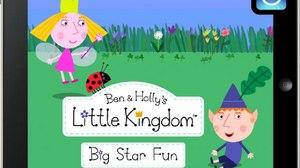 'Ben & Holly's Little Kingdom' App Released
