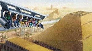 RGH Unveils Wonders! TimeTravel Theme Park Attraction