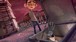 "Unearthing the truth about ""Paranorman""  with Chris Butler and Sam Fell"