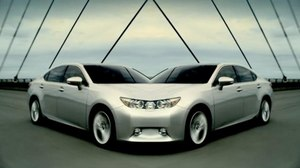 MPC Drives New Lexus Campaign