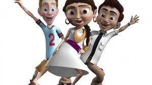 Ameba, RGH Partner on 'Ben & Izzy'