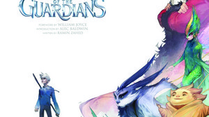 Book Review: 'The Art of Rise of the Guardians'