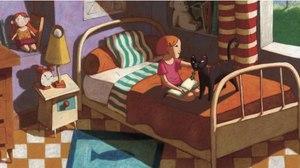 'A Cat in Paris' Heads Home October 8