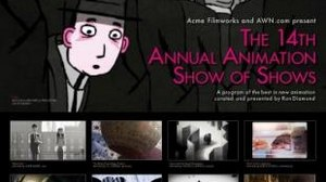 2012 'Animation Show of Shows' U.S. Tour Now Underway