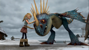 FOX Unveils 'Dreamworks Dragons' Holiday Special