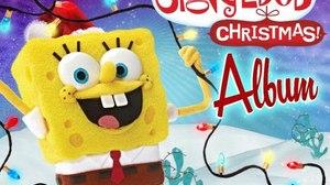 Nickelodeon Releases 'SpongeBob Christmas! Album'