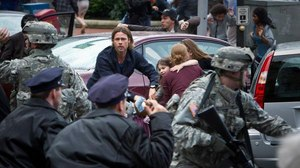 Paramount Releases 'World War Z' Trailer