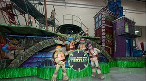 'Teenage Mutant Ninja Turtles' Join Macy's Thanksgiving Day Parade