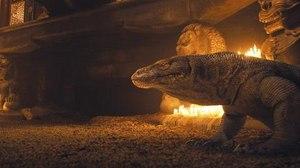 Cinesite Creates CG Komodo Dragon for 'Skyfall'