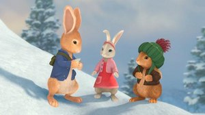Potter's 'Peter Rabbit' Returns to Nick Jr. in New Holiday Special