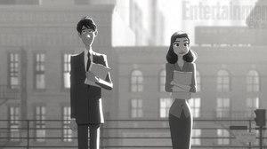 Disney Releases 'Paperman' Single