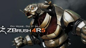 Pixologic Releases ZBrush 4R5