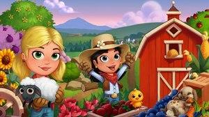 Zynga Taps Autodesk for 'FarmVille 2'