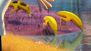 Sony Gives a First Look at 'Cloudy 2'