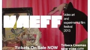 Video Art Fest Announces 2013 Lineup