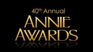 40th Annual Annie Award Winners Announced