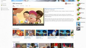 BRB Named YouTube's Newest Global Animation Aggregator