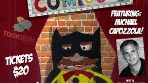 Toonseum Presents 'Comics 4 Comics'