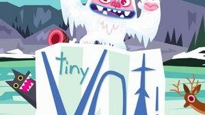 Assorted Nuts & Frima Team on 'Tiny Yeti'