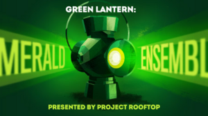 Project Rooftop Launches 'Green Lantern' Redesign Contest