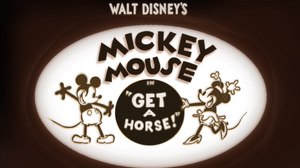 Disney Unearths Classic Mickey Mouse Short 'Get A Horse!'