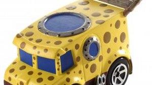 Nickelodeon Debuts 'SpongeBob' Hot Wheels Collection