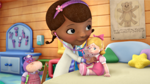 Disney Jr Launches 'Doc McStuffins' App