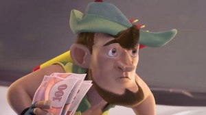 Bent Image Lab Creates CG Robin Hood for DirectAsia.com