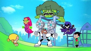 CN Orders More 'Teen Titans Go!'