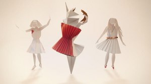 Hornet Animates Origami for Special K