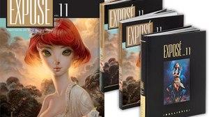 Ballistic Publishing Unveils EXPOSÉ 11
