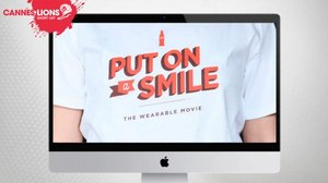 Bossa Animates Coke's 'Wearable Movie'