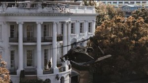 Creating a Virtual Washington for 'White House Down'