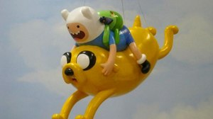 'Adventure Time' Joins Macy's Thanksgiving Day Parade