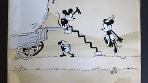 Disney Releases New Images from 'Get A Horse!' Mickey Mouse Short