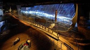 Atelier Brückner + Shilo Bring Viking Exhibit to Life