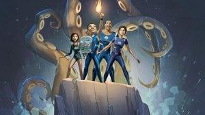 Technicolor Announces Development Partners for 'The Deep'