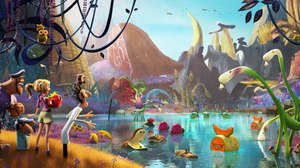 Kris Pearn and Cody Cameron Talk 'Cloudy with a Chance of Meatballs 2'