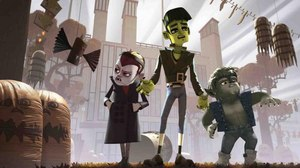TELETOON Picks Up Bron's 'Mighty Mighty Monsters'