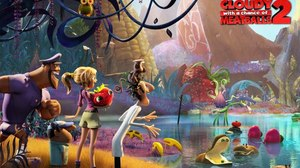 Perry's Previews Movie Review: Cloudy with a Chance of Meatballs 2