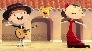 Guru's 'Justin Time' Explores the World with Disney Jr.