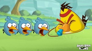 'Angry Birds Toons' Available Dec. 3