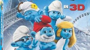 Sony's 'Smurfs 2' Headed to Retail