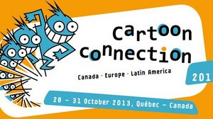 Cartoon Connection Canada Kicks Off October 28