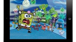 'SpongeBob SquarePants' App Gets Spine-Chilling Update