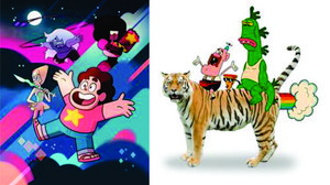 CN Orders More 'Steven Universe' and 'Uncle Grandpa'
