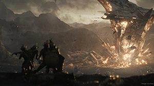 Blur Creates 'Thor' Prologue & Titles